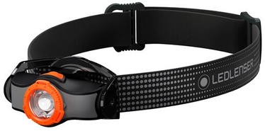 Ledlenser MH3 Headlight Black/Orange