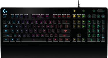 Spēļu tastatūra Logitech G213 Prodigy EN, melna