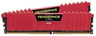 Corsair Vengeance LPX 16GB 3000MHz DDR4 CL15 KIT OF 2 CMK16GX4M2B3000C15R