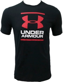 Under Armour GL Foundation T-Shirt 1326849-001 Black M