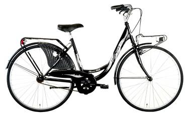 "Velosipēds Bottari Good Bike Siviglia 26"" Black"