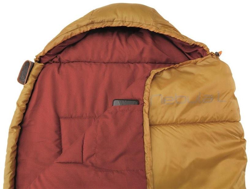 Easy Camp Nebula Sleeping Bag Yellow L