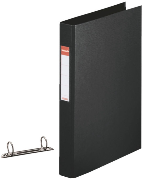 Esselte Folder 2 Rings 4cm Black