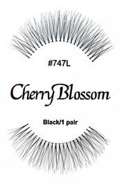 Cherry Blossom 100% Human Hair Eyelashes 747L