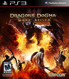Dragons Dogma Dark Arisen PS3