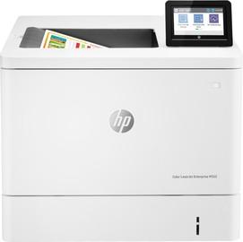 Lāzerprinteris HP LaserJet Enterprise M555dn, krāsains