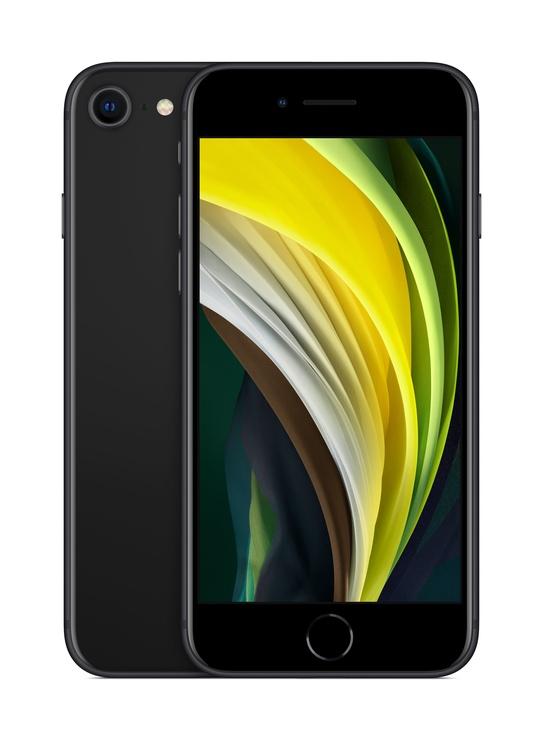 Mobilais telefons Apple iPhone SE 2020, melna, 3GB/128GB