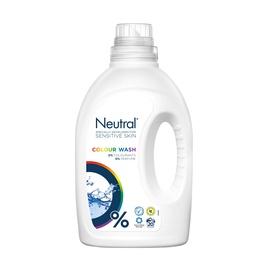 Šķidrs mazgāšanas līdzeklis Neutral Color, 1 l