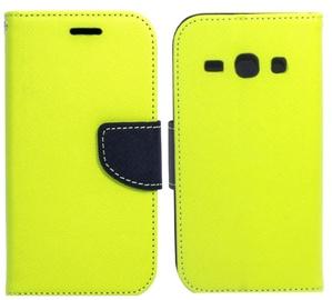 Telone Fancy Diary Bookstand Case For Xiaomi Redmi Note 4 Light Green/Blue