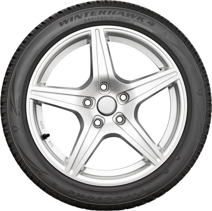 Зимняя шина Firestone Winterhawk 4, 235/55 Р18 104 H XL C B 71