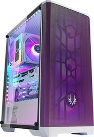 Bitfenix Nova Mesh SE TG White/Purple