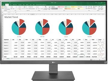 """Monitors LG 27UK670-B, 27"""", 5 ms"""