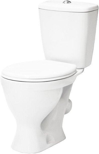 Tualete SANITA Etalon Econom Plus White, 360x612 mm