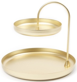Statīvs Umbra Poise Two Tiered Accessory Tray Brass
