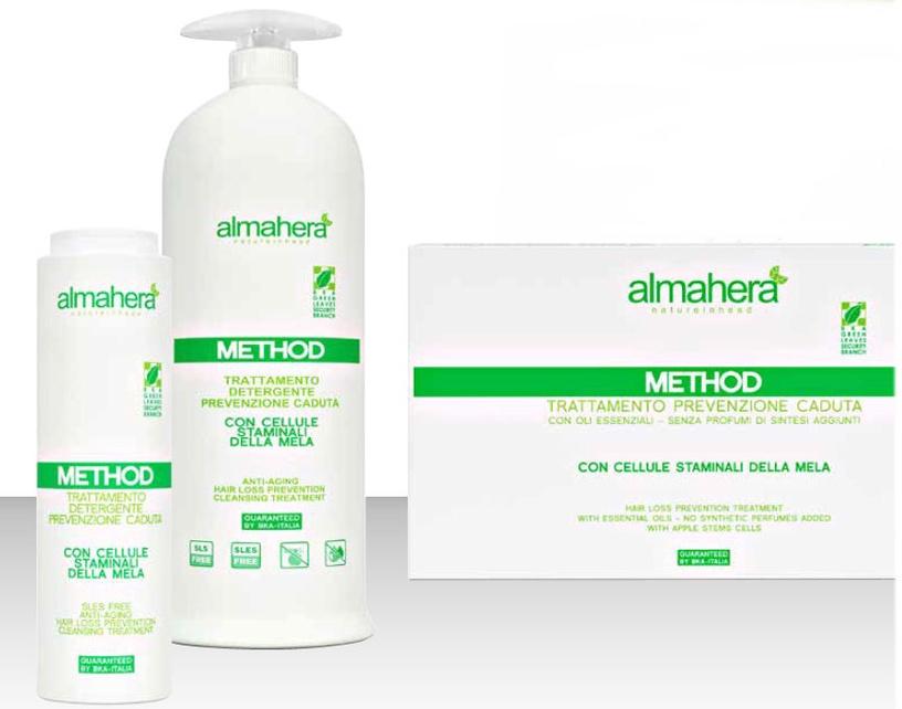 Bioetika Almahera Hair Loss Prevention Shampoo 250ml