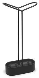 Lietussargu statīvs Umbra 1004227-040, melna, 247.6x101.6x523.8 mm