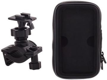 Telefona turētājs HQ B-03 Universal Bike Holder With Waterproof Zipper Case