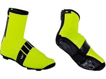 BBB Cycling BWS-03N WaterFlex Shoe Cover Yellow XS