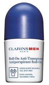 Dezodorants Clarins Men Anti-Transpirant Roll-On, 50 ml