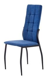 Halmar K334 Chair Dark Blue