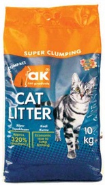 AK Cat Litter With Baby Powder 10kg