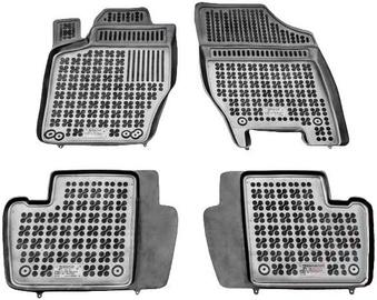 REZAW-PLAST Citroen C4 II 2011 with Fire Extinguisher Rubber Floor Mats