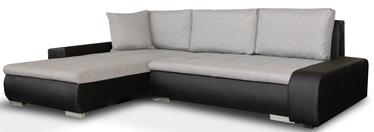 Stūra dīvāns Platan Solano 01 Grey, 272 x 183 x 82 cm