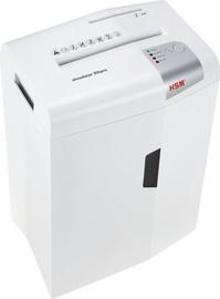 Papīra smalcinātājs HSM Shredstar X6 Pro, 2 x 15 mm