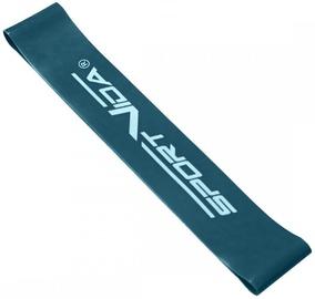 Гимнастическая лента SportVida Rubber Expander Mini Band 600x50x1.4mm Blue