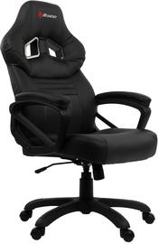 Игровое кресло Arozzi Monza Black