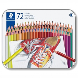 Цветные карандаши Staedtler Coloured Pencils, 72 шт.