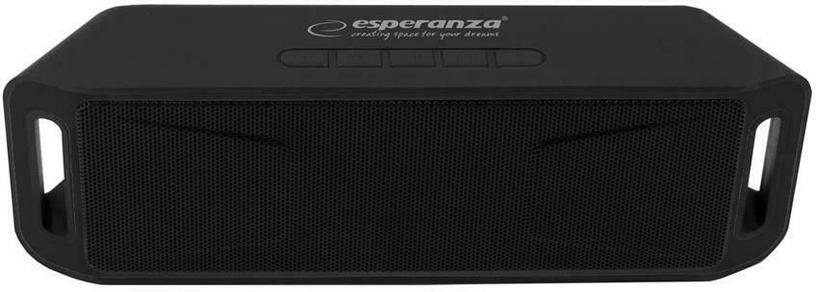 Bezvadu skaļrunis Esperanza EP126, melna, 6 W