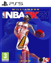 Spēle PS5 NBA 2K21