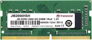 Operatīvā atmiņa (RAM) Transcend JetRam JM2666HSG-8G DDR4 (SO-DIMM) 8 GB