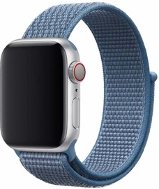 Devia Deluxe Series Sport3 Band For Apple Watch 44mm Cape Cod Blue