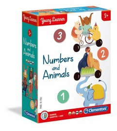 Clementoni Numbers And Animals 50591