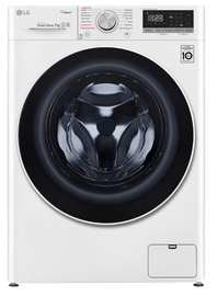 Veļas mašīna LG F2WN4S7S0, 7 kg, balta