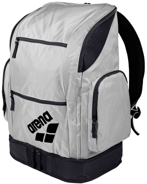 Arena Spiky 2 Large Backpack Grey/Black