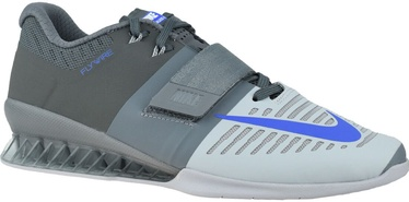Nike Romaleos 3 Weightlifting Shoes 852933-001 Grey 49.5