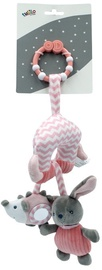 Grabulis Tulilo New Baby Rabbit, rozā