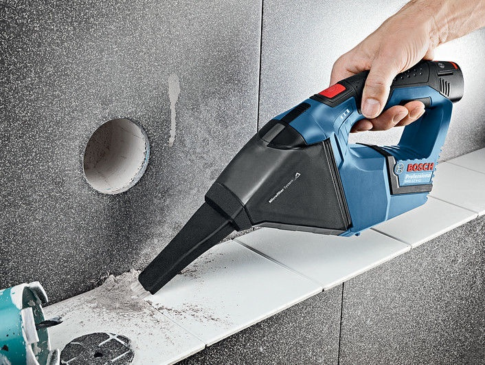 Bosch GAS 10.8V LI Cordless Vacuum Cleaner without Battery