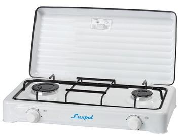 Gāzes plīts Luxpol K02S