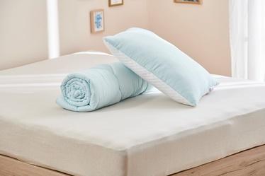 Dormeo Sleep Inspiration Pillow and Duvet Set 200 x 200cm Blue