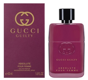 Парфюмированная вода Gucci Guilty Absolute Pour Femme 50ml EDP