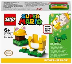 Konstruktors LEGO®Super Mario Kaķa Mario spēju komplekts 71372