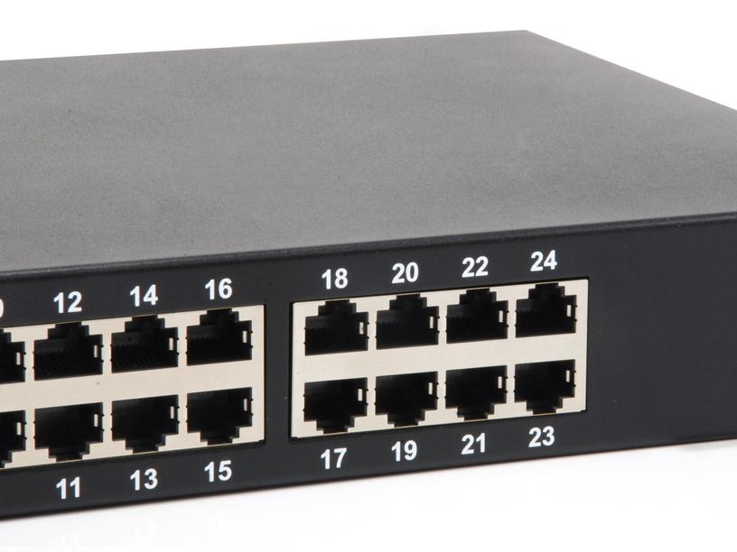 Tīkla centrmezgls LevelOne GEP-2421W500