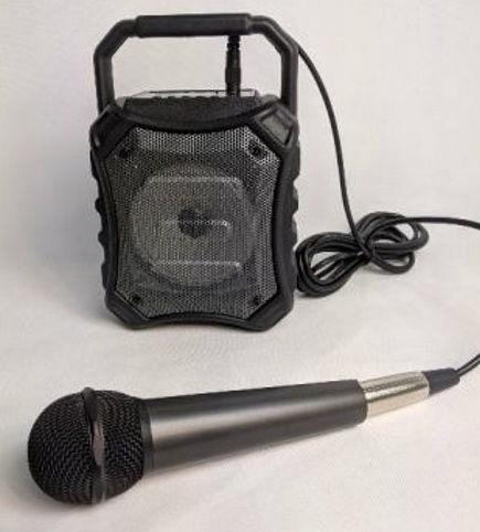 Bezvadu skaļrunis Omega OG81B Disco Black, 5 W