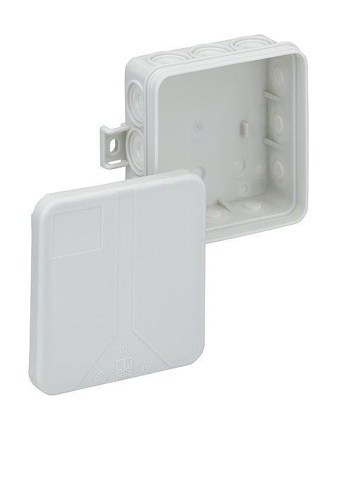 Распределительная коробка Spelsberg, 85 мм x 85 мм x 37 мм