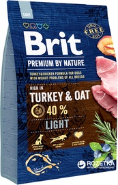 Brit Premium by Nature Light Turkey 3kg