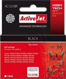 ActiveJet AC-521BR Cartridge Black